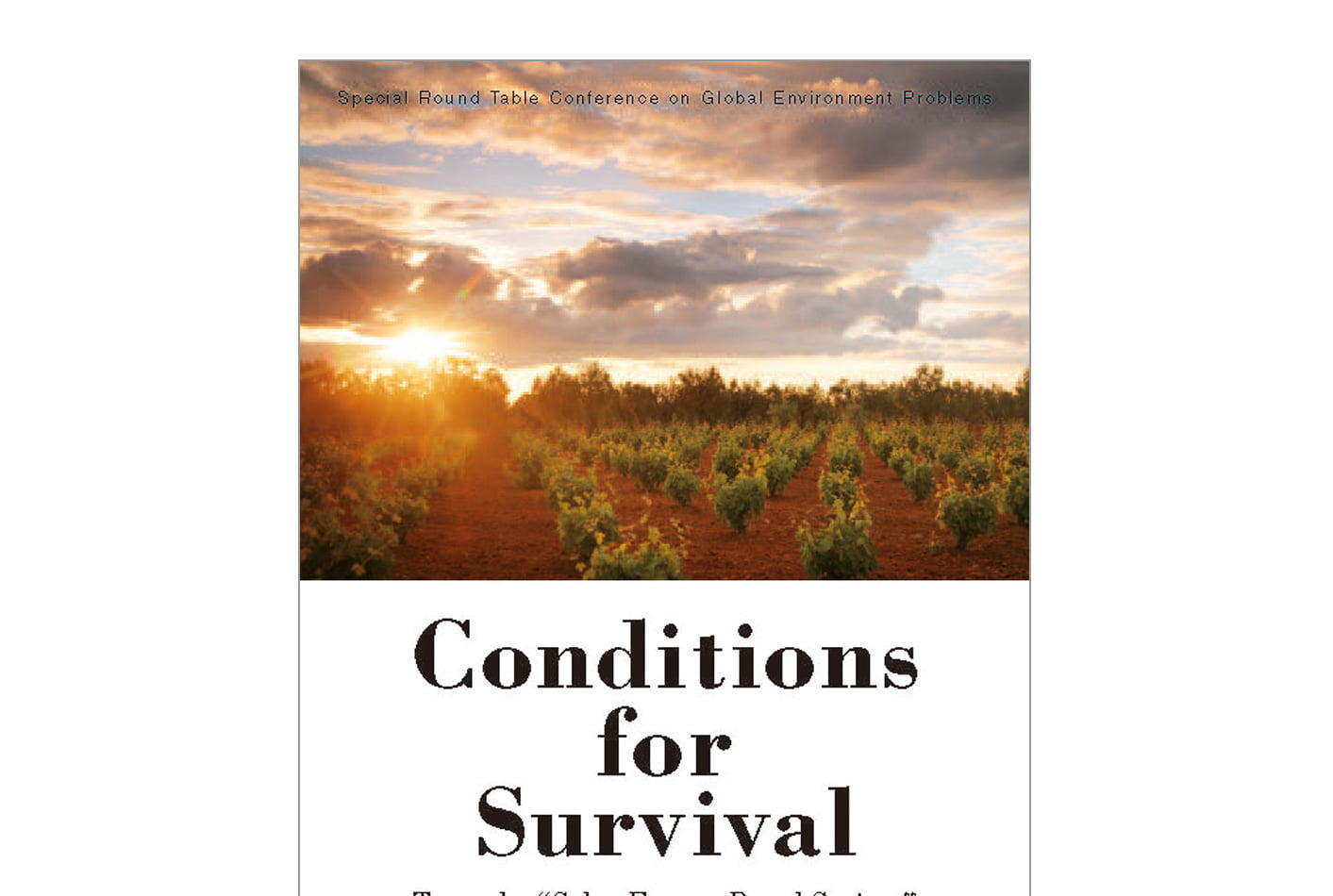 Conditions for Survival