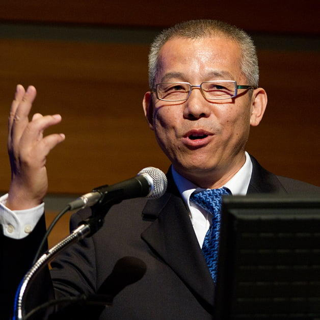 Professor MA Xiao jun
